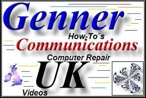 Genner Communications - Genner Sales Home Page