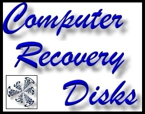 Patriot PC XP Recovery Disks